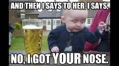 drunk bebe